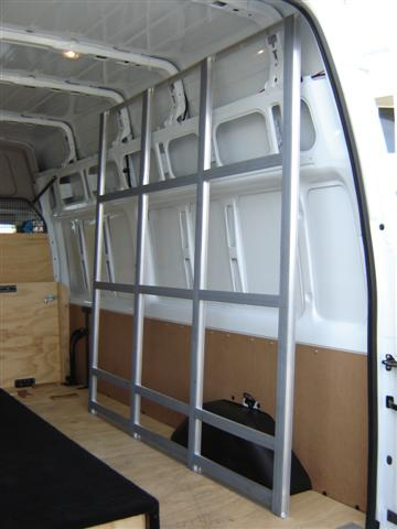 The Glass Racking Company Canada Glass Van Racks