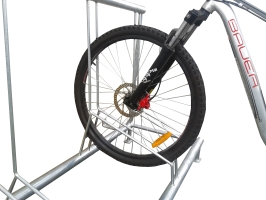 Metalcraft Engineering's Quality Christchurch Manufactured Bike Rack