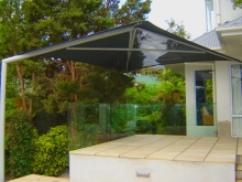 Metalcraft Engineering fabricate and install custom made shade sails Christchurch