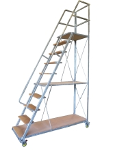 Metalcraft Engineering height access safety custom solutions