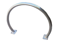 Metalcraft Engineering's 900 Hoop Open Cycle Stand