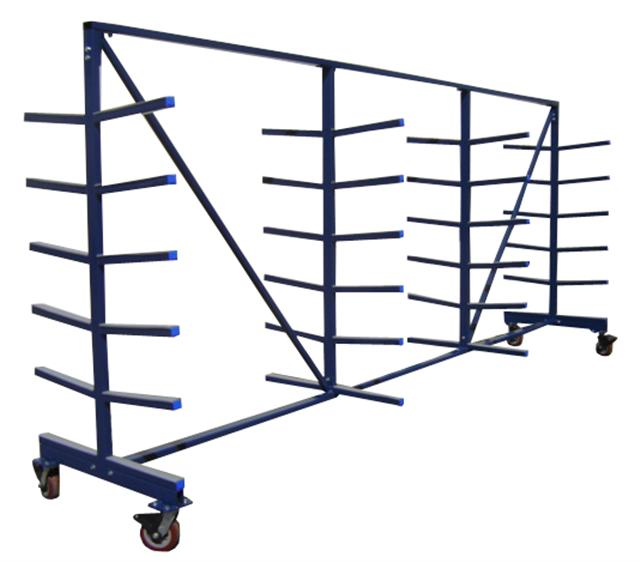 cut Length Tree Trolley